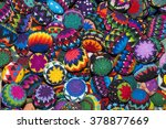 guatemala  latin  closeup ... | Shutterstock . vector #378877669