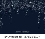 abstract background. silver... | Shutterstock .eps vector #378931174