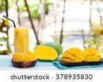 Fresh And Dried Mango Fruit...