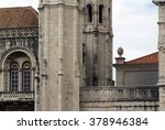 architectural detail at the... | Shutterstock . vector #378946384