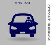 driver vector icon | Shutterstock .eps vector #379008160
