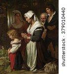 piety  by cornelis kruseman ... | Shutterstock . vector #379010440