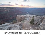 sunset grand canyon | Shutterstock . vector #379023064