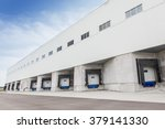 the warehouse complex for the... | Shutterstock . vector #379141330