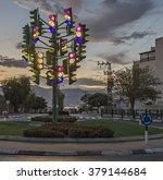 Decorative Traffic Lights At...