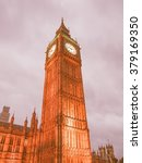 Big Ben Houses Of Parliament...