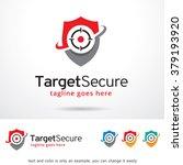 target secure logo template... | Shutterstock .eps vector #379193920