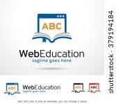 web education logo template... | Shutterstock .eps vector #379194184