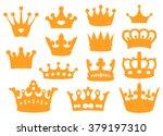 Illustration Of Crowns