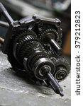 vehicle gear set    Shutterstock . vector #379212823
