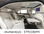 car interior luxury. interior...   Shutterstock . vector #379218694