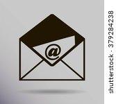 correspondence vector icon   Shutterstock .eps vector #379284238