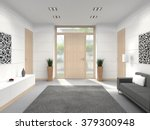 fictitious 3d rendering of a... | Shutterstock . vector #379300948