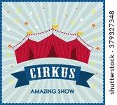 circus icon design  | Shutterstock .eps vector #379327348