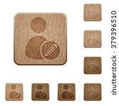 set of carved wooden edit user...