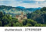 bran castle  count dracula's... | Shutterstock . vector #379398589