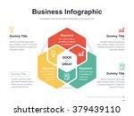 flat business presentation... | Shutterstock .eps vector #379439110