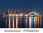 south bangkok power plant... | Shutterstock . vector #379466533