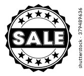 """rubber stamp with text """"sale""""...   Shutterstock .eps vector #379489636"""