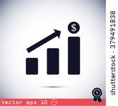 chart icon  chart vector icon ...