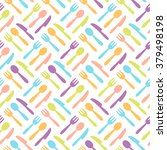 seamless pattern with color... | Shutterstock .eps vector #379498198