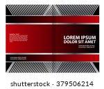 reed brochure template  | Shutterstock .eps vector #379506214