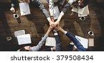 business people teamwork...   Shutterstock . vector #379508434