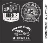 Retro Gangster Car Rental...