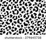 Jaguar Skin Seamless Pattern. ...