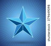 blue star | Shutterstock .eps vector #379649098