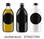 set of  plastic  ceramic  glass ... | Shutterstock . vector #379657294