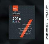 modern vector design template... | Shutterstock .eps vector #379664494