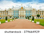 the catherine palace  located... | Shutterstock . vector #379664929