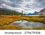 canada  rocky mountains  banff ... | Shutterstock . vector #379679308