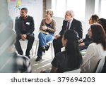 business people meeting... | Shutterstock . vector #379694203