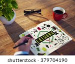 Small photo of Leisure Activity Freetime Passion Hobbies Concept