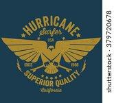 surf logo design. | Shutterstock .eps vector #379720678