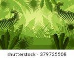 jungle. vector