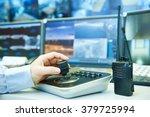video monitoring surveillance... | Shutterstock . vector #379725994