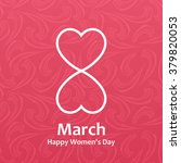 Woman\'s Day Vector Cards...