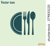 vector illustration sign with... | Shutterstock .eps vector #379833220
