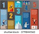 business concept vector... | Shutterstock .eps vector #379844560