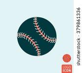 baseball icon. baseball ball...