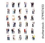 achievement idea office culture    Shutterstock . vector #379907653