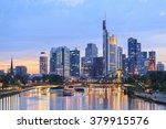 View Of Frankfurt Am Main...