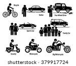 land personal transport... | Shutterstock . vector #379917724