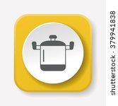 pot icon | Shutterstock .eps vector #379941838
