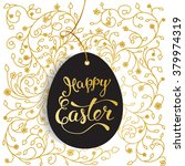 Easter Greeting Card With ...