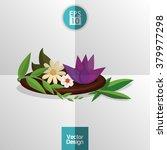 spa center design  | Shutterstock .eps vector #379977298