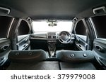 dashboard  car interior | Shutterstock . vector #379979008
